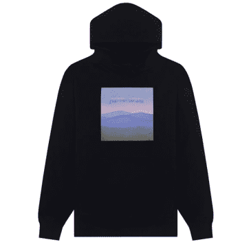 Fucking Awesome Hoodie Album Black