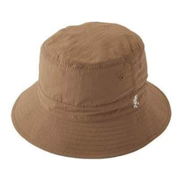 Gramicci Shell Reversible Hat - Tan / Sax