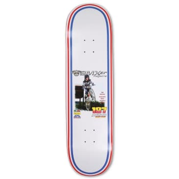 PIZZA SKATEBOARDS DUCKY BMXer 8.75""