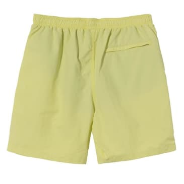 Stüssy Smooth Stock Water Short - Lime