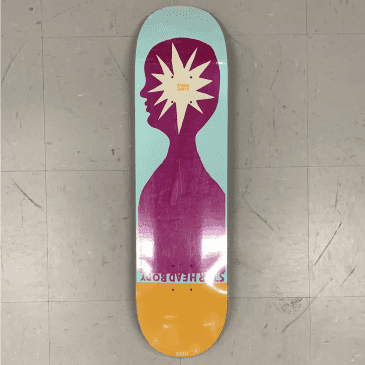 Uma Skateboards Evan Smith Starhead Body Deck