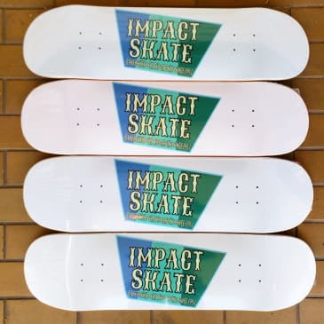 IMPACT Sign Shop Deck