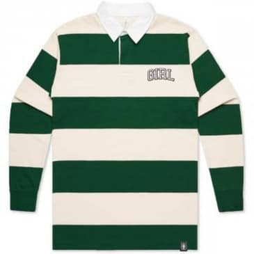 ARCHED STRIPED RUGBY