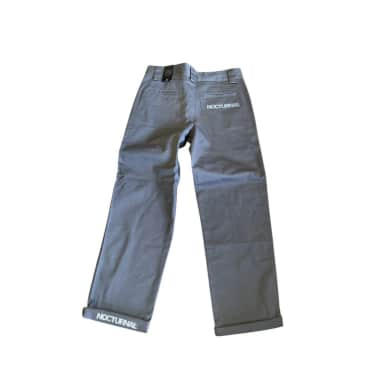 Nocturnal Street Pant (Gray Reflective Print )