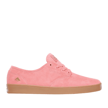 Emerica The Romero Laced Skate Shoes - Pink