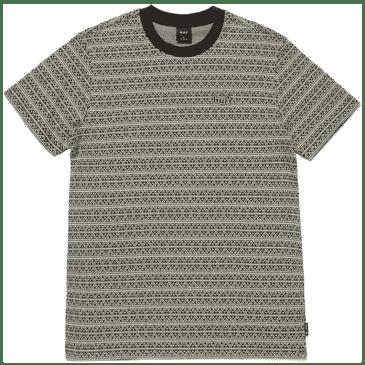 HUF Allen Knit Top T-Shirt - Sage