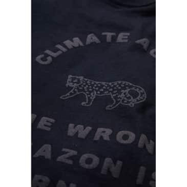 Akomplice The Wrong Amazon Is Burning SS T-Shirt - Black