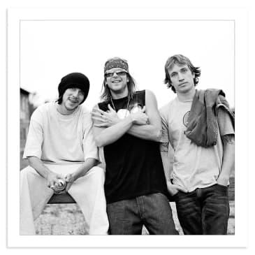 Tom Penny, Chad Muska, Jaime Thomas, Dortmund, 2001.