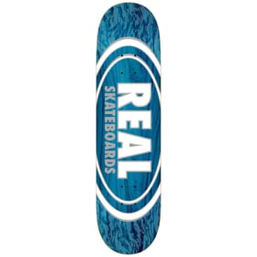 Real Oval Pearl Pattern Deck- (8.06-8.5)