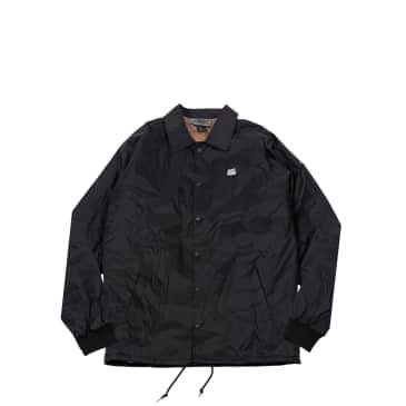 Antihero Black Hero Custom Nylon Jacket With Quilted Lining