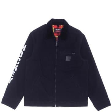 Hockey x Carhartt WIP Detroit Jacket - Black