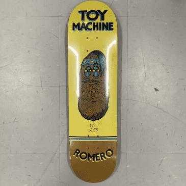 Toy Machine Skateboards Romero Pen N Ink Deck 8.38