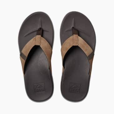 Reef - Reef Cushion Bounce Flip-Flop | Brown & Tan