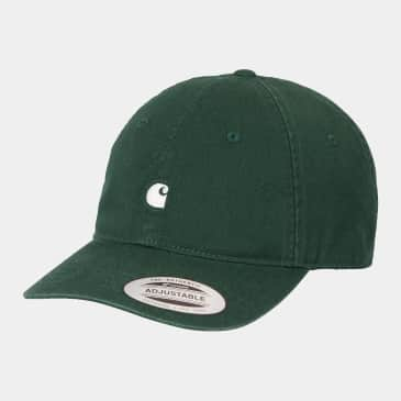Carhartt WIP - Madison Logo Cap - Treehouse / Wax
