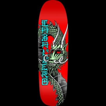 "Powell - Cab Ban This Red Deck (9.2"")"