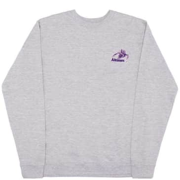 Alltimers Monsta Crew - Heather Grey