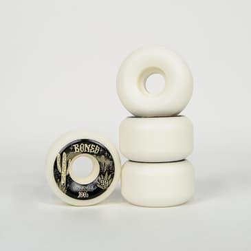 Bones - 54mm 100's V5 Sidecut Desert West Skateboard Wheels