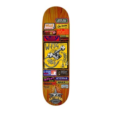 "Anti-Hero Taylor Broadcasting 8.25"" Deck"
