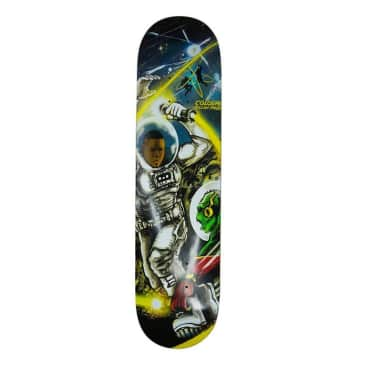 """Colours One Off Killah Priest Planet of the Gods Skateboard Deck - 8.15"""""""