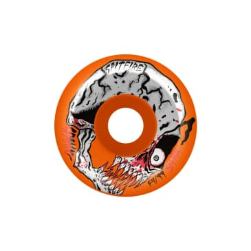 Spitfire Spanky Neckface F4 99D conical wheels (orange, 52mm)