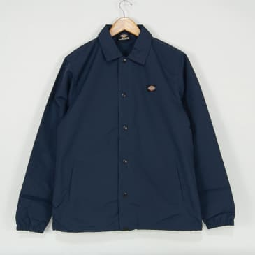 Dickies - Oakport Coach Jacket - Navy Blue
