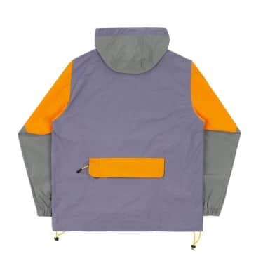 Butter Goods Equipment Pullover Jacket - Stone / Army / Gold