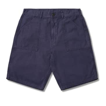 Stan Ray Fat Short - Navy Sateen