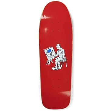 Polar Skate Co.Dane Brady Painter Dane 1 Special Shape Skateboard Deck - 9.75