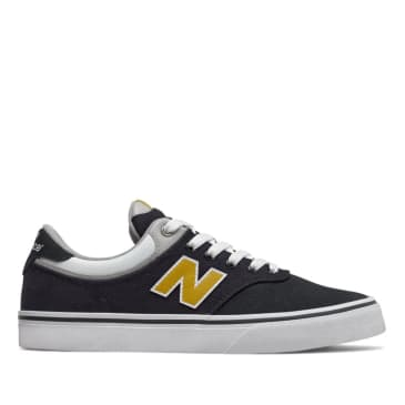 New Balance Numeric 255 Skate Shoes - Navy / Gold
