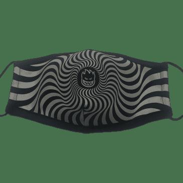 Spitfire Wheels Bighead Reflective Swirl Mask