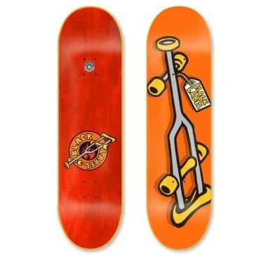 Black Label OG Crutch Orange Deck 8.25″