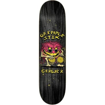 Antihero Skateboards - Anti Hero - Grimple Gerwer Family Band deck - 8.06