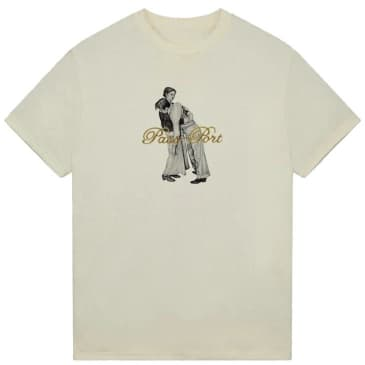 Pass~Port Lean On Me T-Shirt - Natural