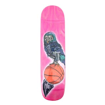 "Welcome Hooter Shooter on Bunyip 8.0"" Skateboard Deck"