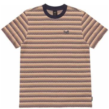 HUF Allen Knit Top T-Shirt - Dusty Rose
