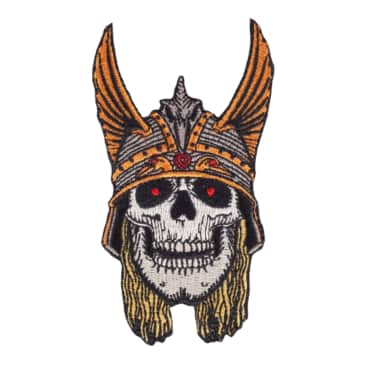 "Powell Peralta Andy Anderson Skull Patch 4"" Single"