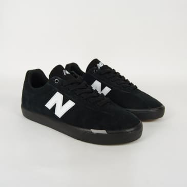 New Balance Numeric - 22 Shoes - Black / Black / White