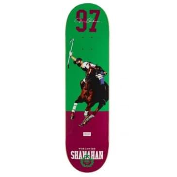 """DGK Hood League Shanahan Skateboard Deck - 8.12"""""""