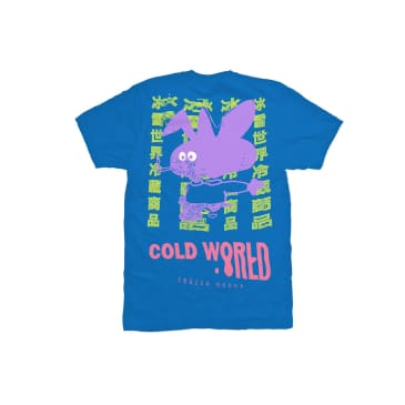 Cold World Frozen Goods - Cold Bunny Deansnuts T-Shirt