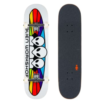 Alien Workshop Spectrum White Complete 8.0""