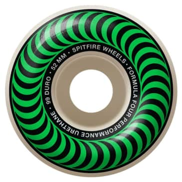 Spitfire Wheels- Formula Four 52mm 99a
