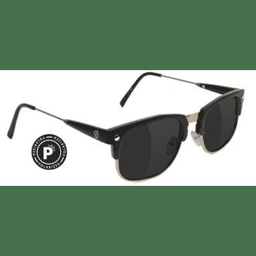 Glassy P-rod Premium Polarized Black/Gold