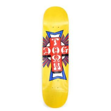 Dogtown Street Cross Logo Skateboard Stain/USA - 8.00