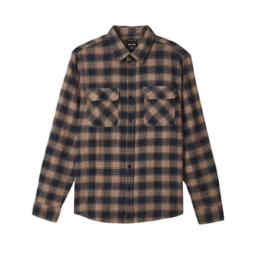 BOWERY LIGHTWEIGHT L/S CROSSOVER FLANNEL