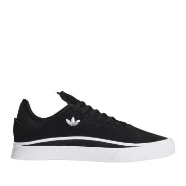 adidas Skateboarding Sabalo Shoes - Core Black / Cloud White / Core Black
