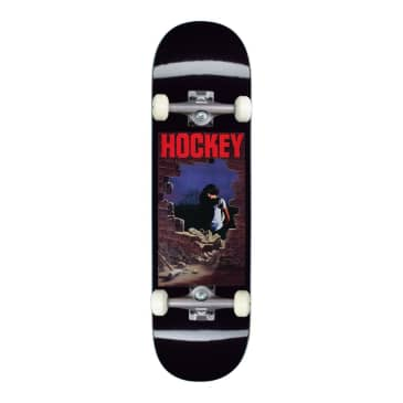 "Hockey Skateboards Dawn Donovon Piscopo Complete Skateboard 8"""