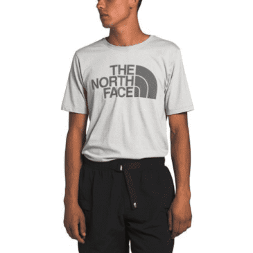 The North Face Half Dome Tee | Light Grey