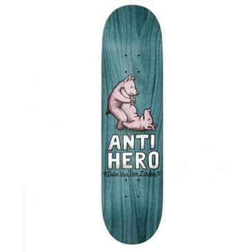 Anti Hero - Deck Daan Lovers II Multi 8.38""