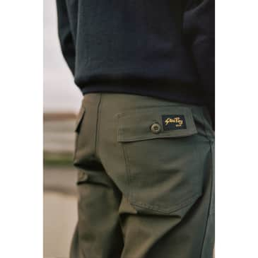 Original Loose Fatigue Pant Loden Ripstop