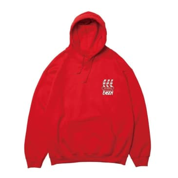 Evisen Wyepic Hoodie Red